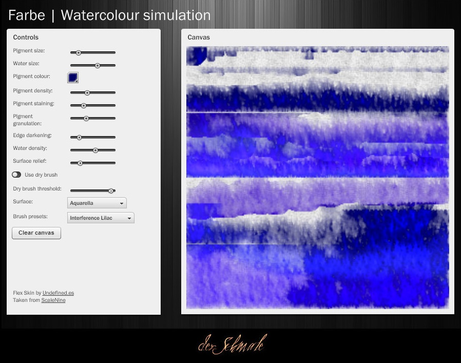 Farbe  Aquarelle Simulation - Google Chrome 13052015 170421
